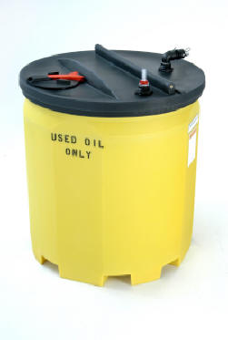 Used Oil Collection Tank